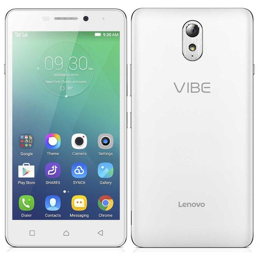 Lenovo Vibe P1M - 16GB - Putih