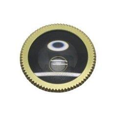 Lesung Universal Circle Clip Fisheye Lens 180 Degree For Smartphone - LX-C001 - Emas