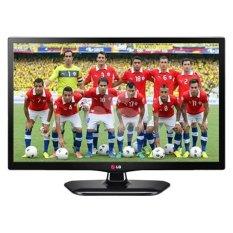 """LG 24"""" Personal Monitor TV Hitam - Model 24MT48AF"""