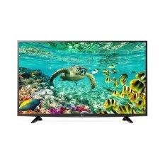 LG 49 Inch UHD 4K Flat Smart LED TV 49UF640T - Khusus Jadetabek