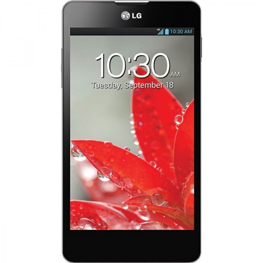 LG - Optimus G E975 32GB - Blue