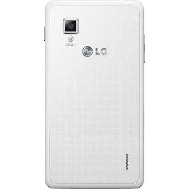LG - Optimus G E975 32GB - White