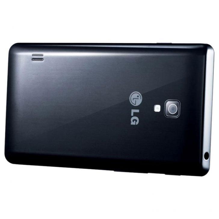 LG Optimus L7 II - 4GB - Hitam