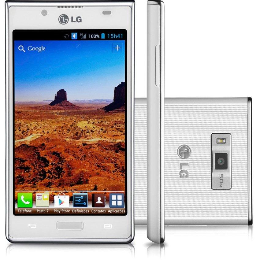 LG Optimus L7 P705 - 4 GB - Putih
