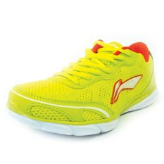 Li-ning Sepatu Lari ARBJ077-1 Yl/Neon Pch - Kuning