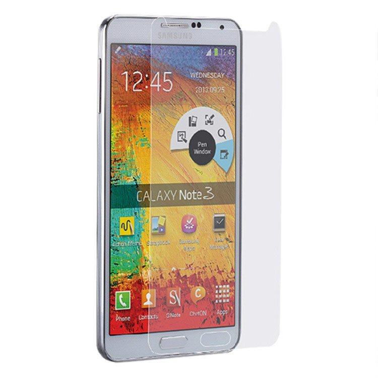LLA Monolith Tempered Glass Film - 0.3 mm - Samsung Note 3