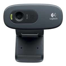 Logitech Webcam C 310 HD - Hitam
