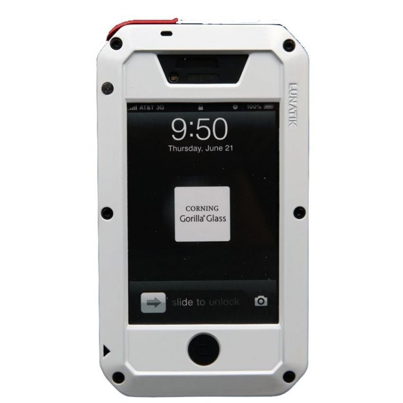 Lunatik Taktik Extreame iPhone 4/4S - Putih