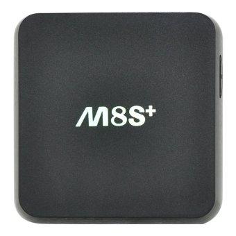 M8S Plus Amlogic S812 Quad Core Android 5.1 TV Box KODI H.265 HEVC M8S + 2.4G&5G Wifi Gigabit Lan 2GRAM / 8G Rom BT 4.0 4K2K HDMI