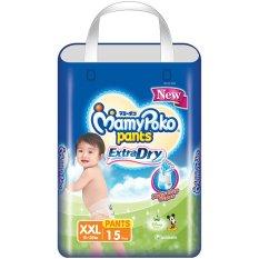 Mamypoko Popok Pants Extra Dry - XXL 15