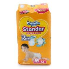 MamyPoko Popok Pants Standard - M 34