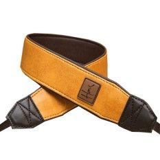 Marlow Jean - Strap Tali Kamera Leather - Neckstrap Honey