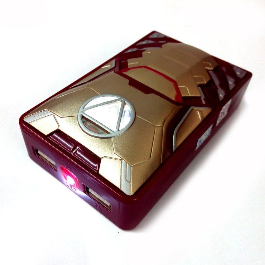 Marvel IRON MAN Power Bank - 8000mAh
