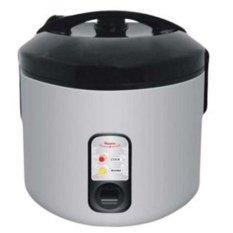 Maspion EX-2081 - Rice Cooker - 2 L - Silver