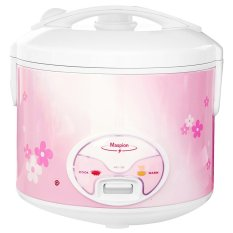 Maspion Rice Cooker MRJ-208 - 2 L - Putih/Pink