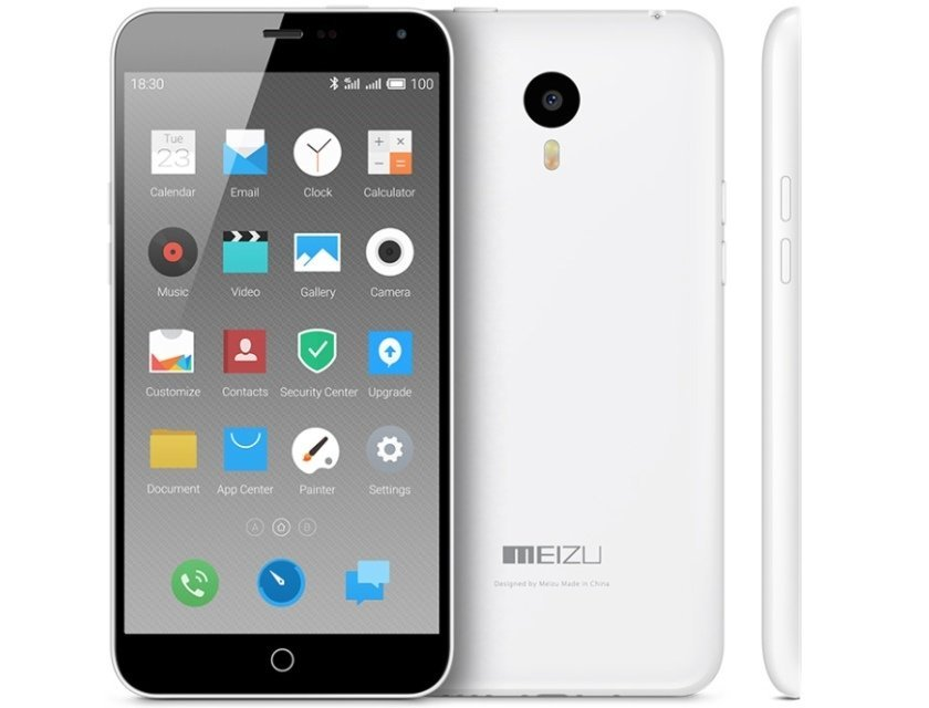 Meizu M2 - 16GB - White