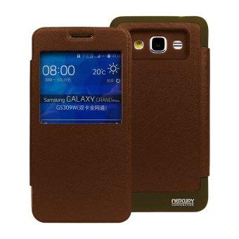 Mercury Goospery Wallet WOW Untuk Asus Zenfone 2 Laser 5