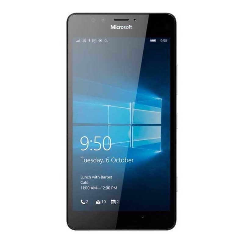 Microsoft Lumia 950 LTE - 32GB - Hitam