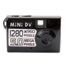 Mini DV Kamera Mini - Hitam