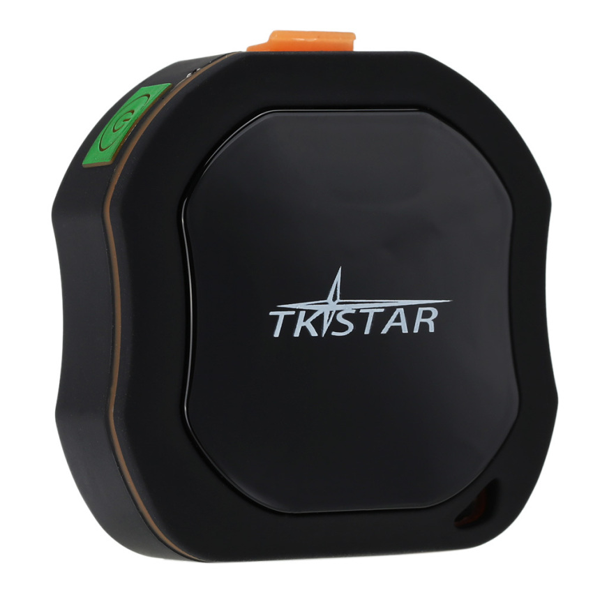 Mini GPS Tracker Locator GSM GRRS Track with SOS Support 850/900/1800/1900MHz (Intl)