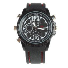 Mini HD 720P Waterproof 8GB Spy Camera Watch (Intl)