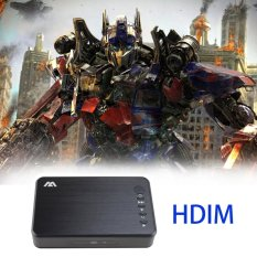 Mini Multi TV Media Player HDMI 1080P HD USB SD MMC RMVB MP3 AVI MPEG Divx MKV