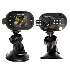 Mini Size Full HD 1920*1080.12 IR LED Vehicle CAM Video Camera C600 Recorder Car DVR (Intl)