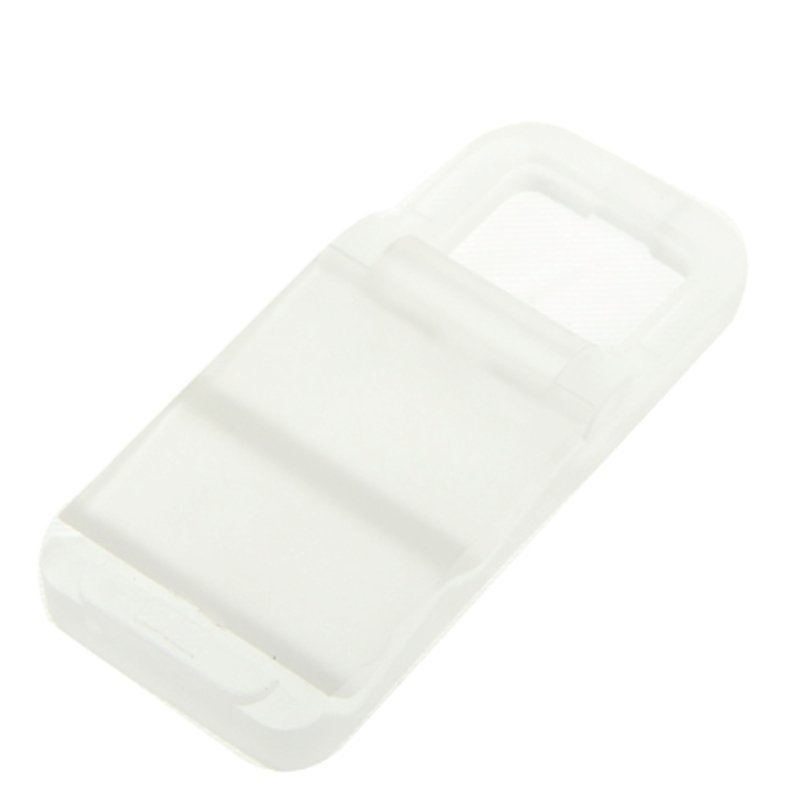 Mini Universal Phone Hard Plastic Stand Holder for iPhone 4/4s and Mobile Phone