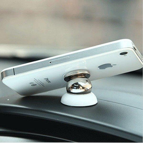 Mini voiture support de t�l�phone aimant tableau de bord de t�l�phone pour Iphone accessoires GPS support voiture pour Samsung magn�tique support de t�l�phone (Intl)