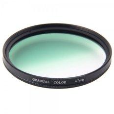 Miraculous Gradient Camera Lens Filter Gradual - Intl