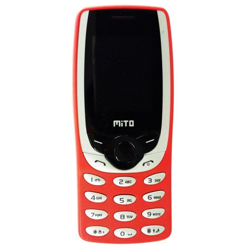 Mito 268 - Dual SIM - Merah