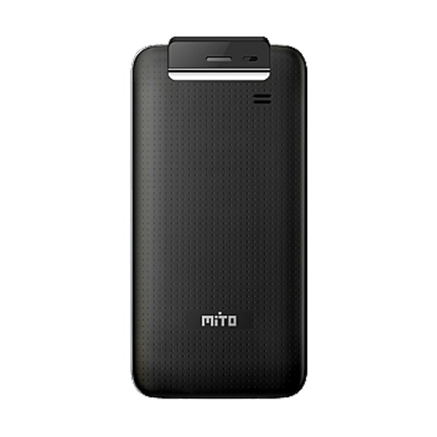 Mito A330i - 4GB - Hitam + Gratis MicroSDHC 8Gb Class 6 + Elastic Ring Bumper + Screenguard