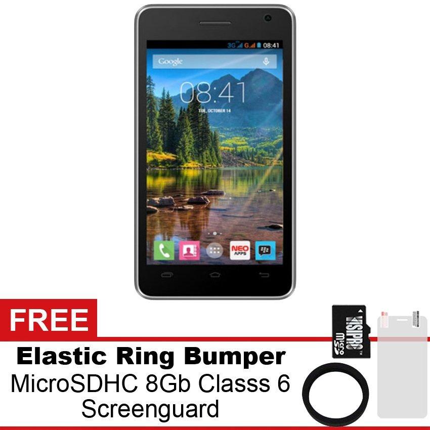 Mito Fantasy Mini A260 Plus - 8GB - Hitam + Gratis Paket Hadiah