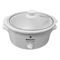 Miyako Slow Cooker SC-400 - 4 L