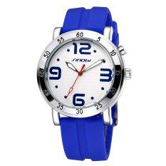 Miyifushi Sinobi Lovely Large Luminous Hands Silicone Digital Quartz Watches
