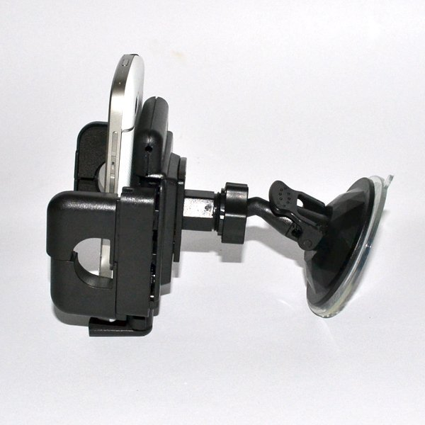 MMS Car Mount Holder Universal For Smartphone, GPS - Hitam