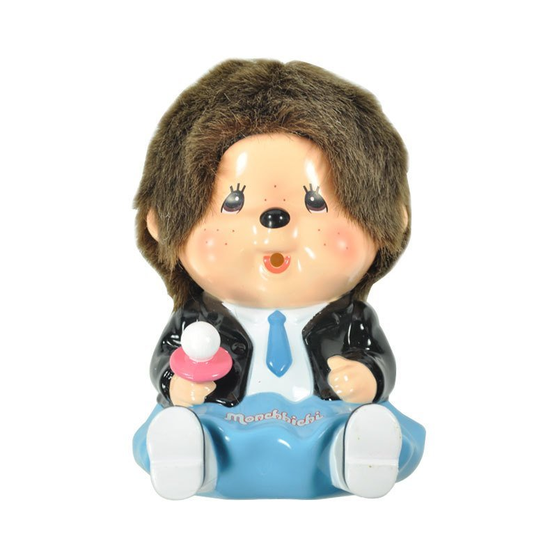 Monchhichi Power Bank 8000 mAh - Biru