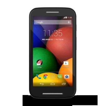 Motorola Moto E XT1021 - 4 GB - Hitam