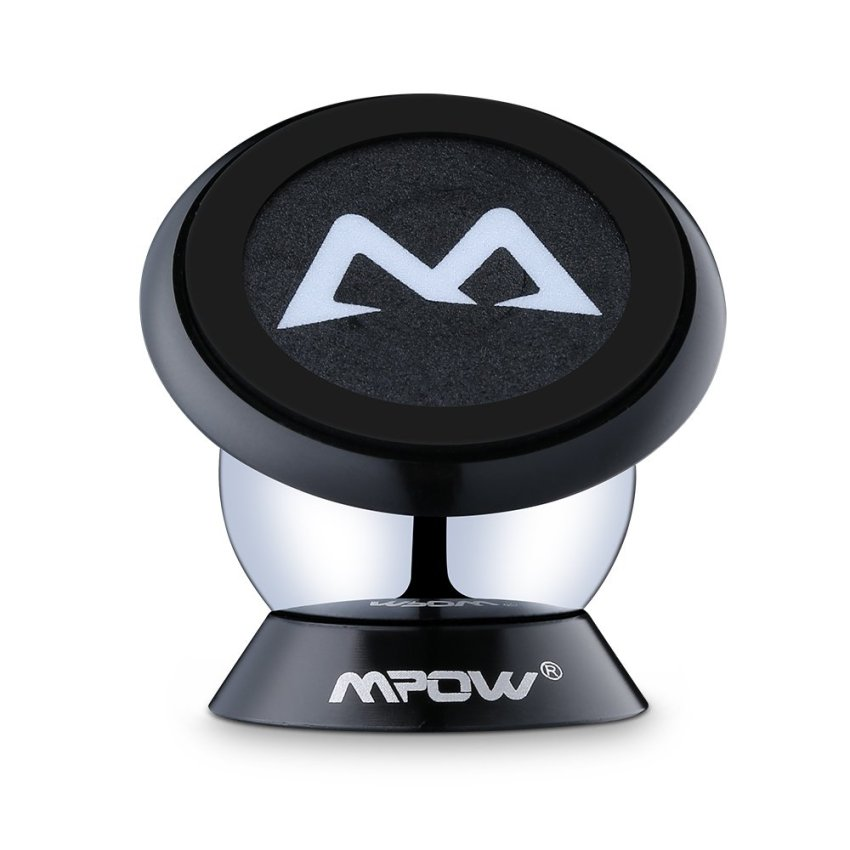 Mpow 360 Degree Rotatable Sticky Magnetic Mini Mount Holder (Intl)