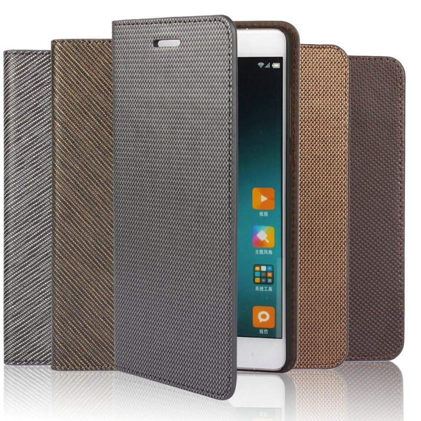MSK High Quality Leather Case for XiaoMi Mi Note Pro Flip Cover Wallet Card Pouch Case