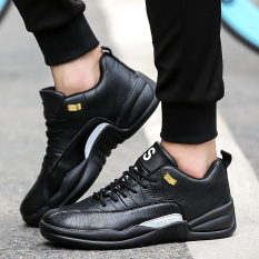MT European And American Fashion Hot-selling Sports Shoes, Classic Retro Fashion Outdoor Shoes (Black) - Intl