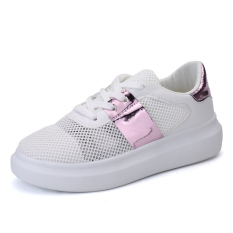 MT Shoes New Breathable Mesh Shoes, Sports Shoes Fashion Institute Wind (Pink)
