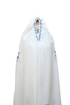 Mukena BSY Pita Biru