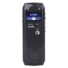 Multifunctional Digital Voice Recorder Rechargeable Dictaphone Stereo Voice Recorder With MP3 Music Player Perfect For Recording Interviews