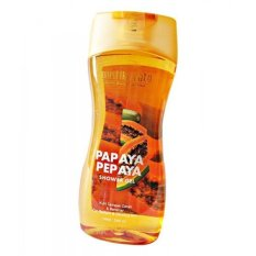 Mustika Ratu Papaya Bath & Shower Gel 245 ml