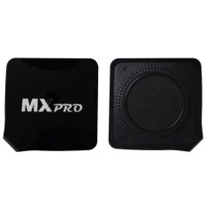 MX Pro For Android TV Box Quad Core 8GB Smart Fully Loaded XBMC Network Streamer UK AH011-SZ (Black) (Intl)