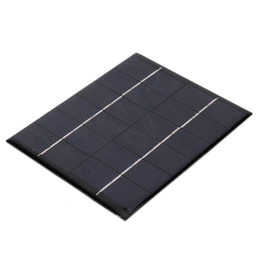 New 145*145mm a grade polycrystalline silicon 0-250ma solar panel 3W 12V (Intl)