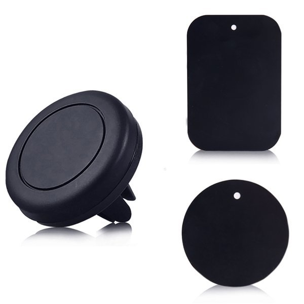 New Portable Mini Magnetic Mount Car Air Vent Mount Holder for Phone Note Mini Pad
