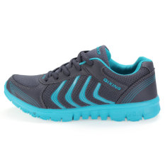 New Womens Running Trainers Walking Shoes Shock Absorbing Sports Fashion Shoes (Intl)