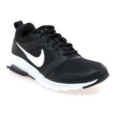 Nike Air Max Motion Sepatu Lari Wanita - Hitam-Putih